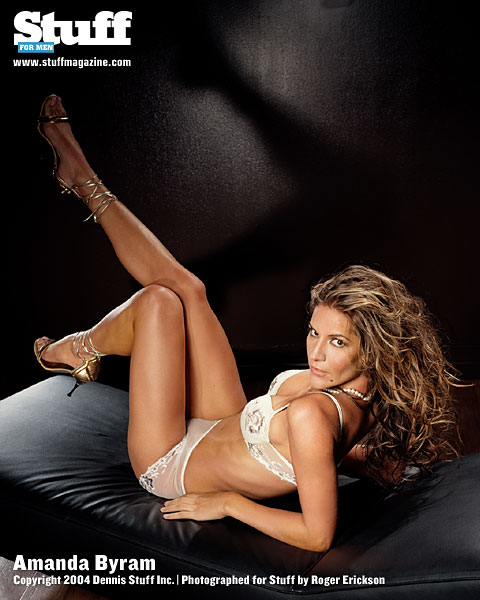 Amanda Byram Feet