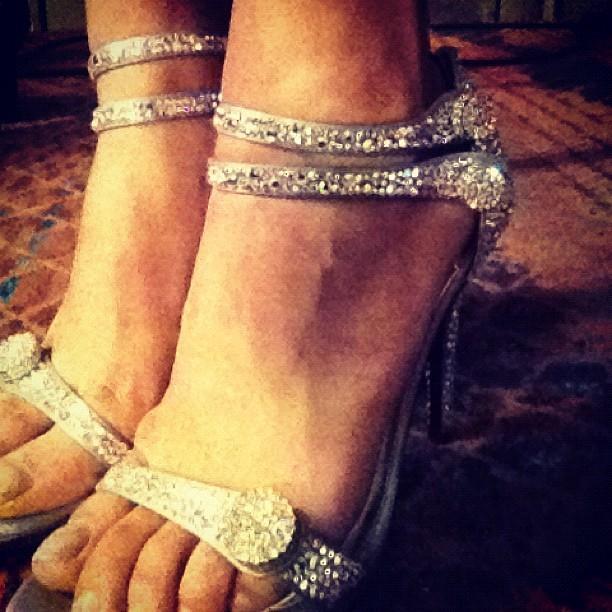 Nicole Domecus Feet