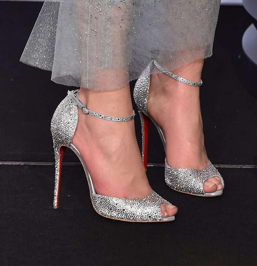 Daisy Ridley Feet