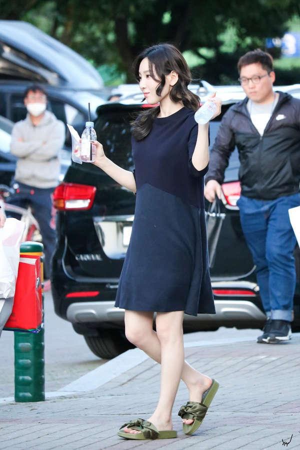 Taeyeon Feet