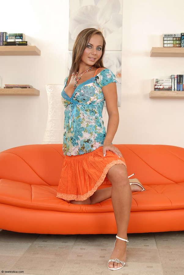 Barbora Kovarikova Feet