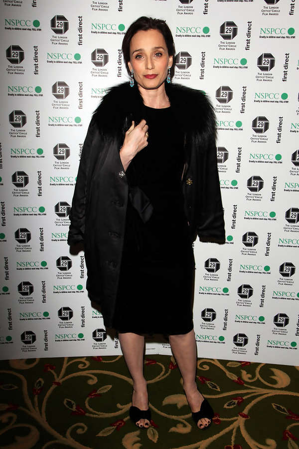 Kristin Scott Thomas Feet