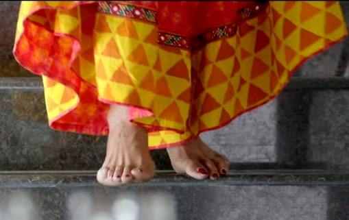 Andrea Jeremiah Feet