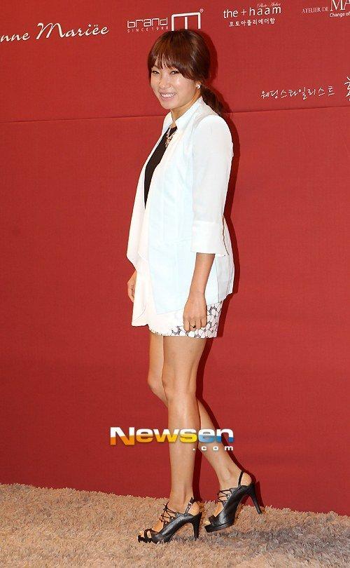 Kyung Mi Jung Feet