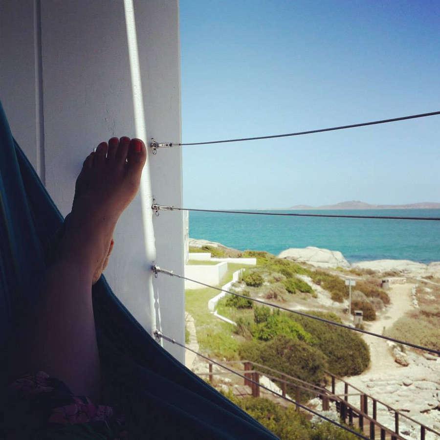 Jo Ann Strauss Feet