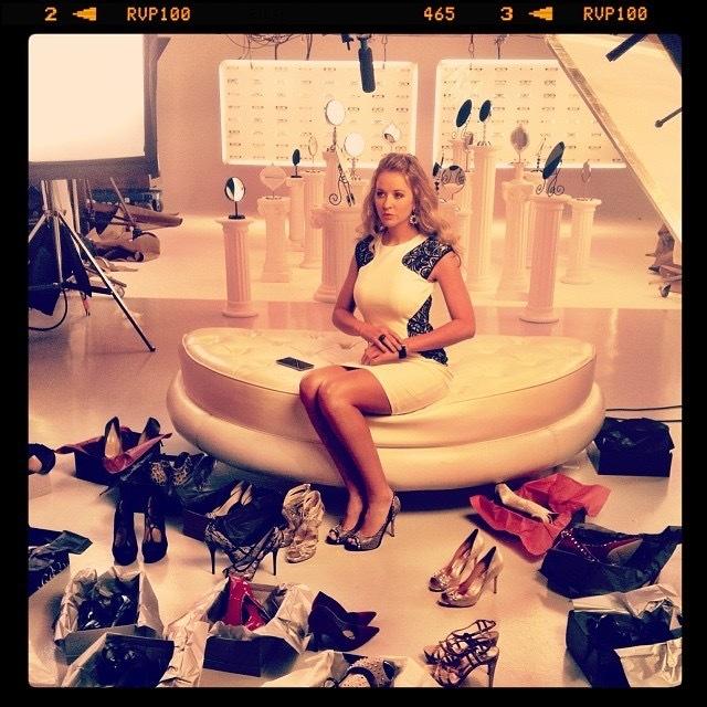 Kristen Ledlow Feet