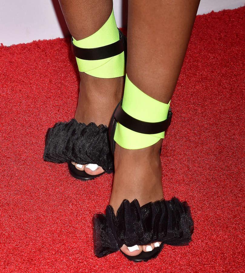 Normani Kordei Feet