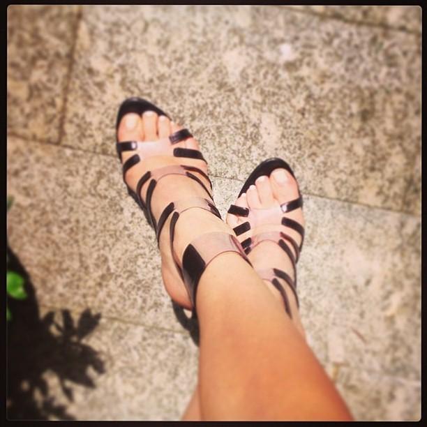 Olga Kent Feet
