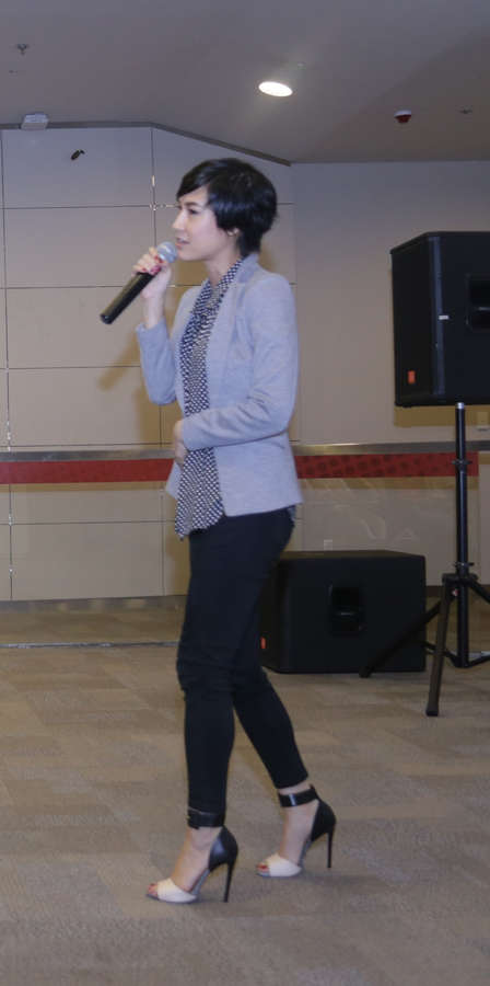 Kathy Uyen Feet
