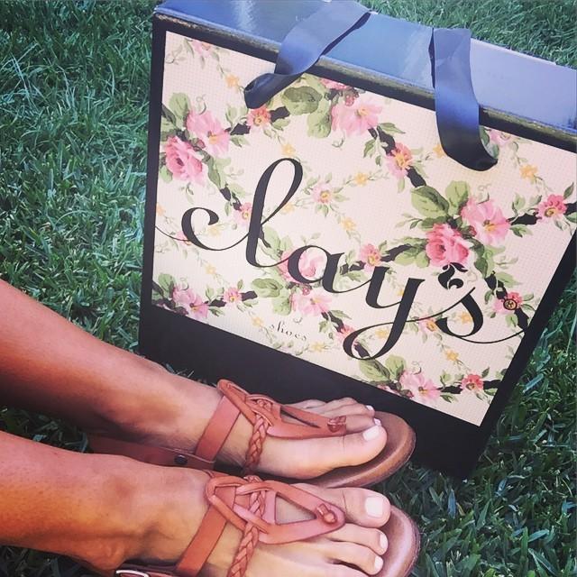 Carolina Patrocinio Feet