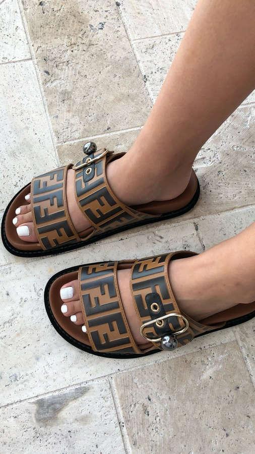 Draya Michele Feet