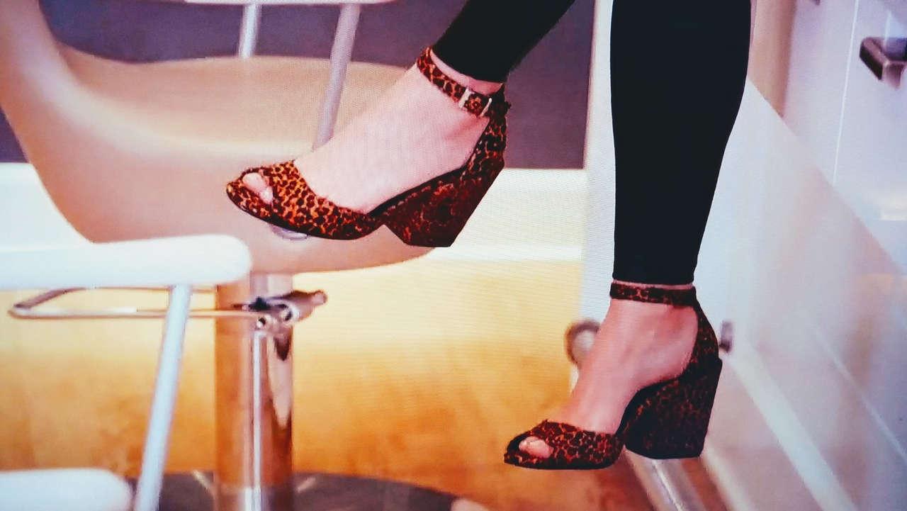 Alli Webb Feet