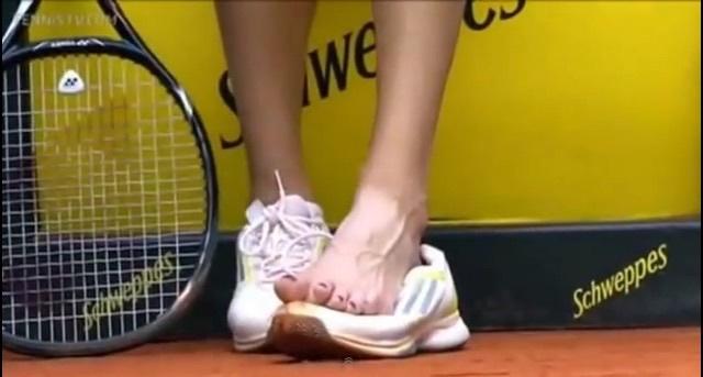 Ana Ivanovic Feet