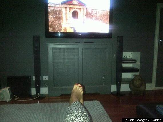 Lauren Goodger Feet