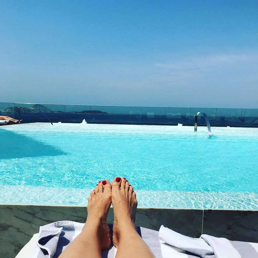Renata Capucci Feet