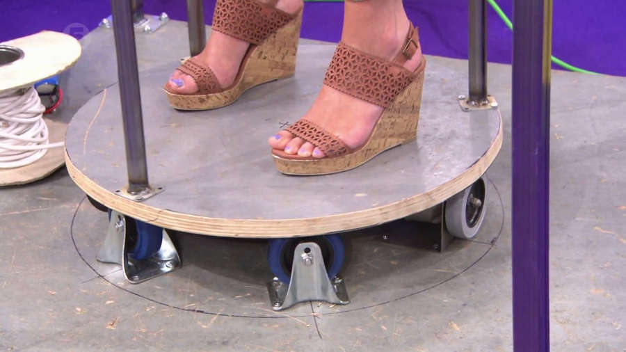 Rachel Riley Feet