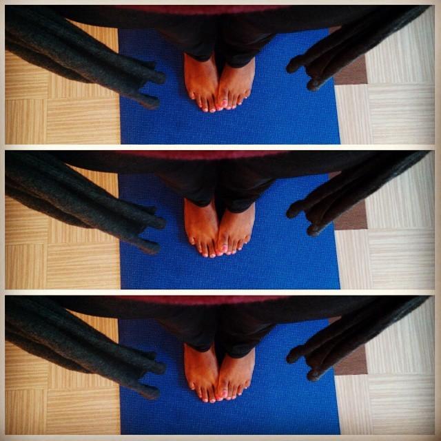 Shenita Moore Feet