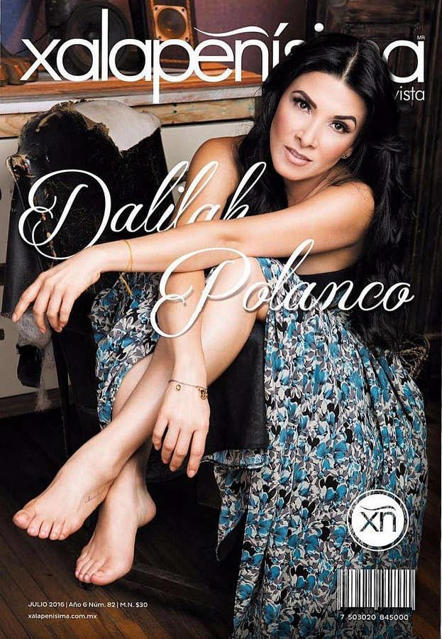 Dalilah Polanco Feet