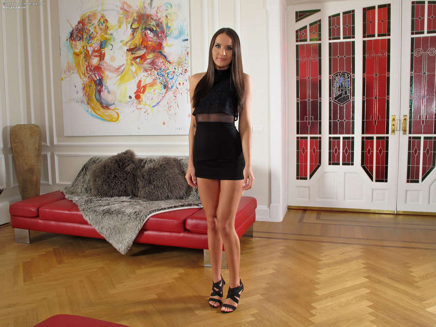 Adriana Brill Feet