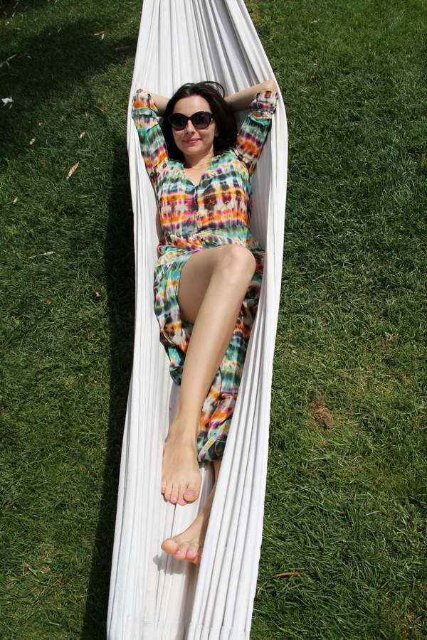 Adrienn Zsedenyi Feet