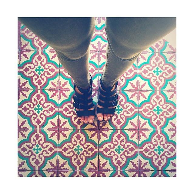 Claudia Martin Feet