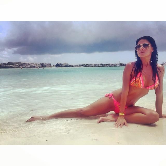 Vanessa Arias Feet