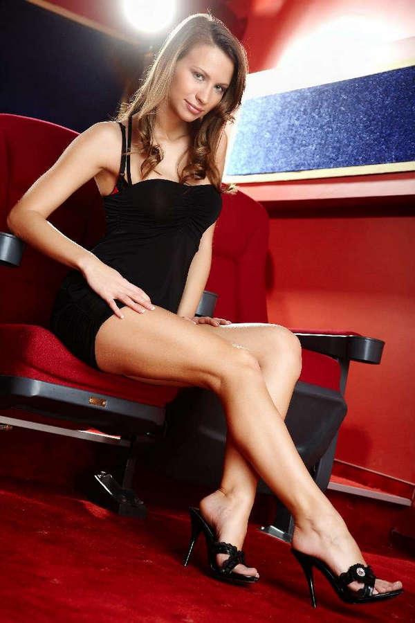 Veronica Clinton Feet