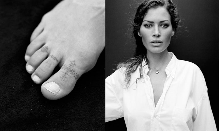 Carre Otis Feet