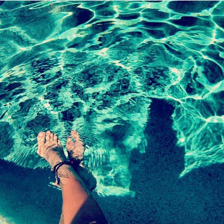 Sarah Ellen Feet