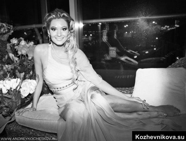 Mariya Kozhevnikova Feet