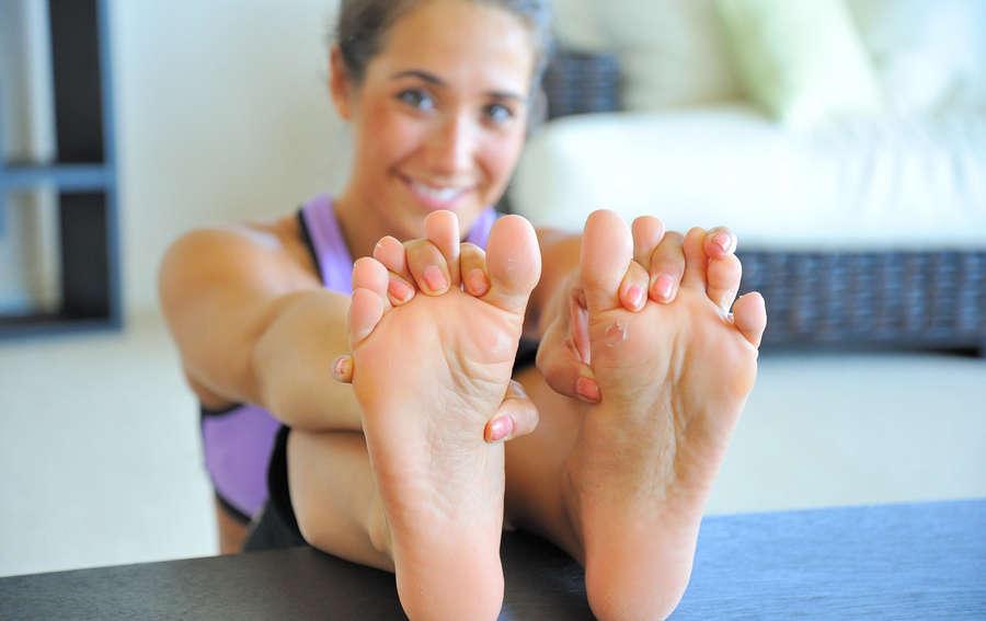 Eva Lovia Feet