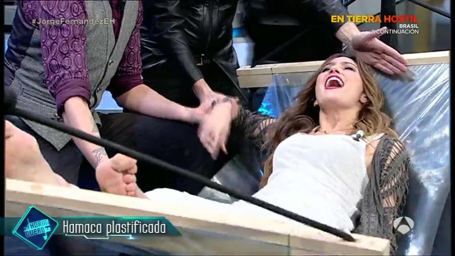 Paloma Lopez Feet