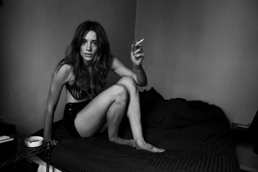 Arielle Vandenberg Feet