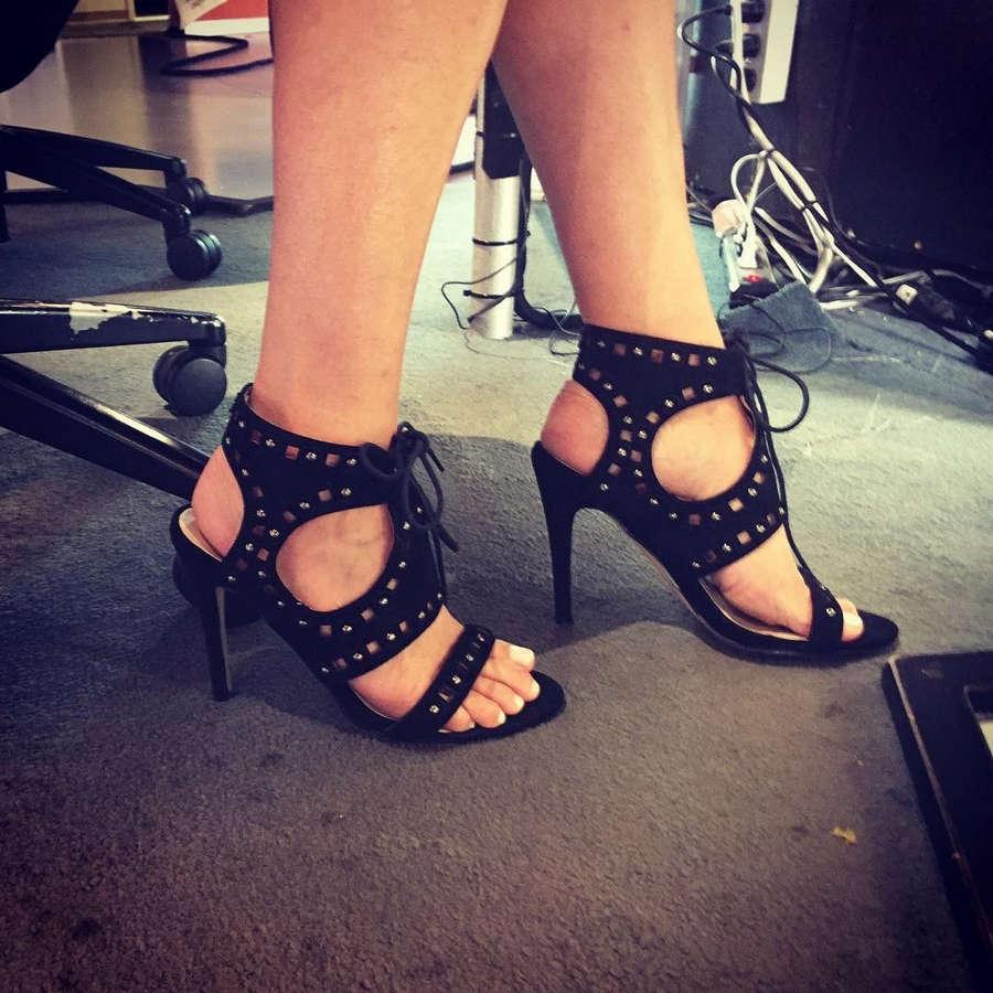 Tiffany Kenney Feet
