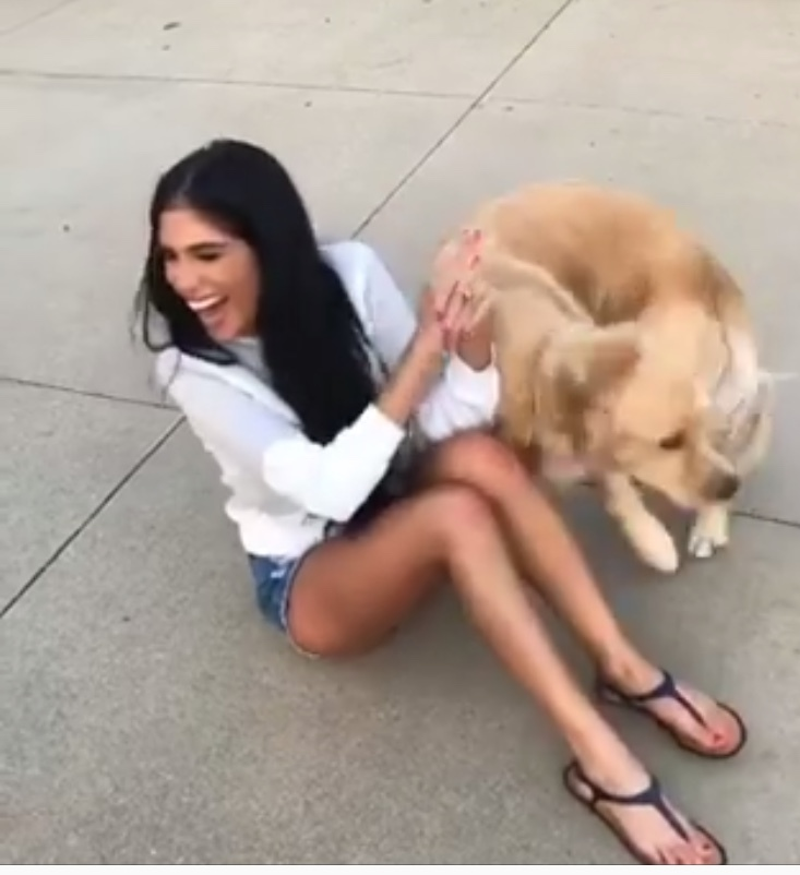 Madison Gesiotto Feet