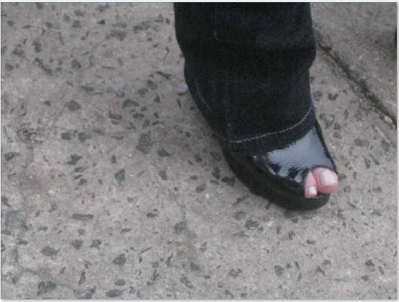 Monique Alfradique Feet