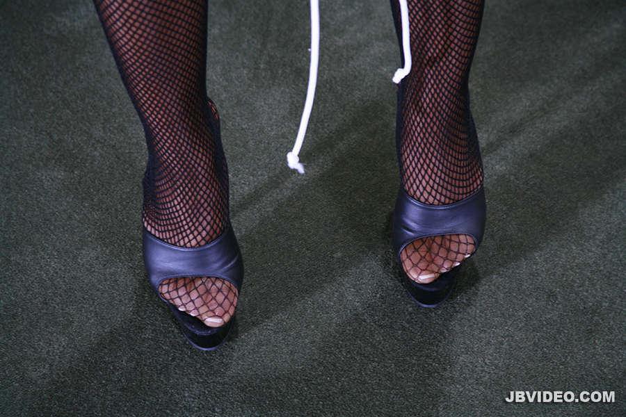Ariel Alexus Feet