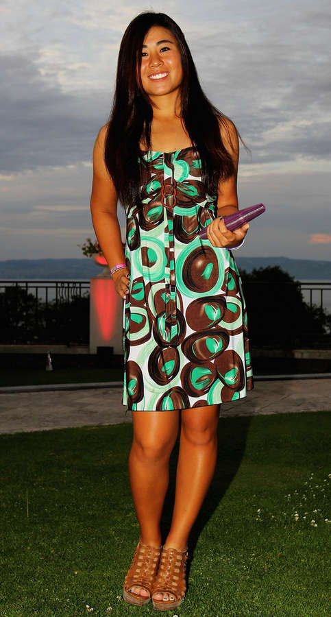 Danielle Kang Feet