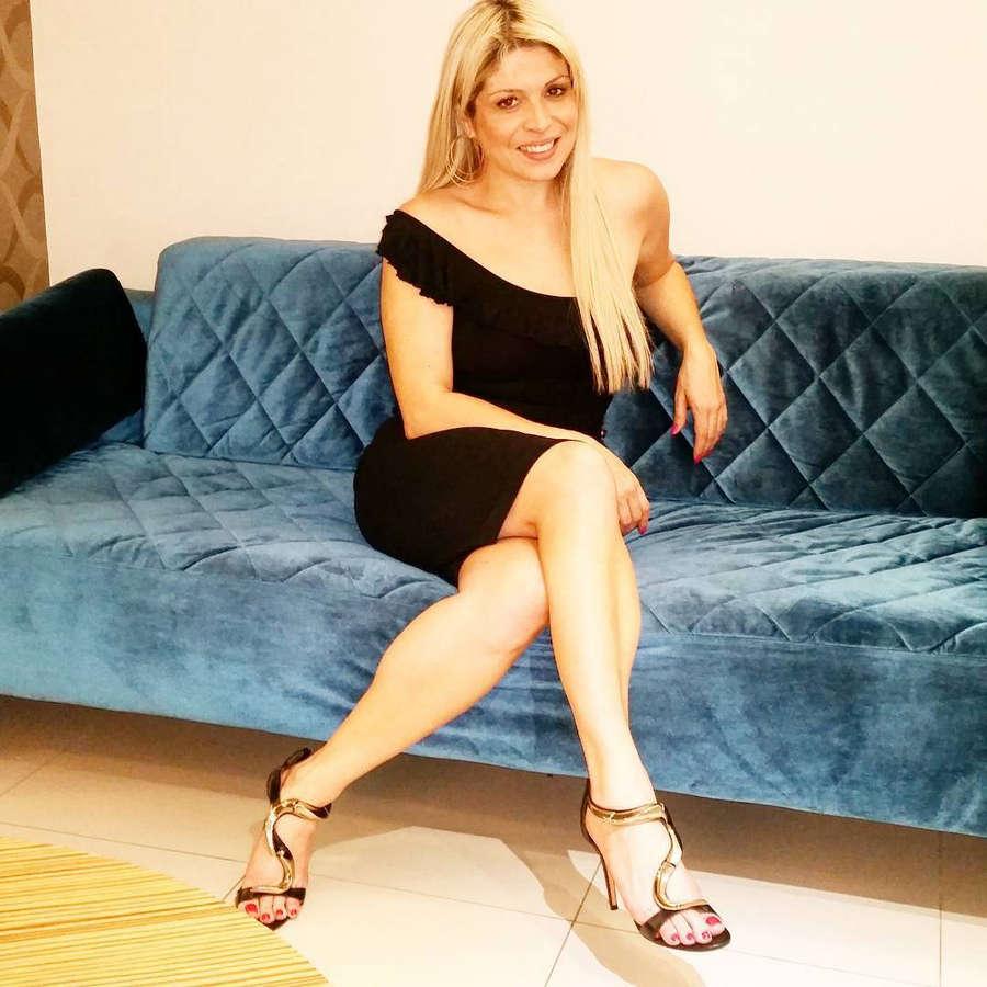 Adriana Ribeiro Feet