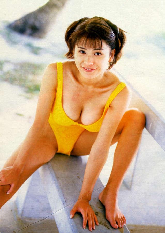 Yuko Aoki Feet