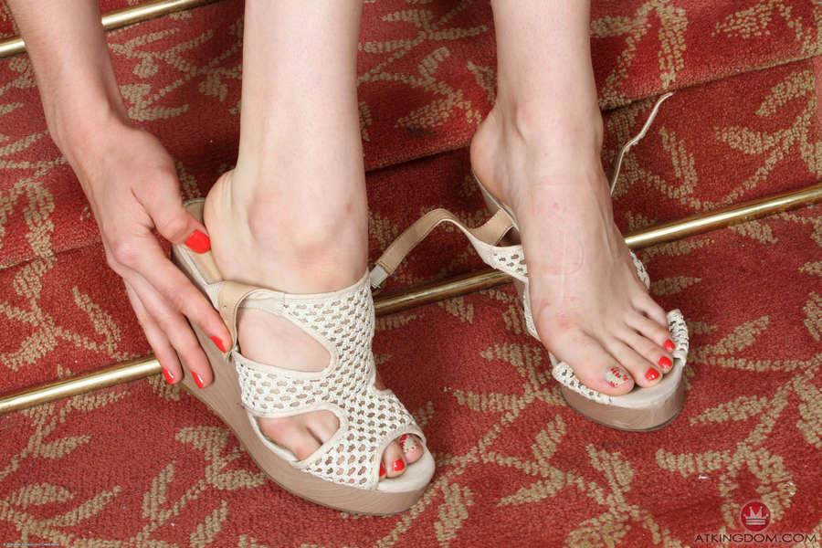 Kasey Warner Feet