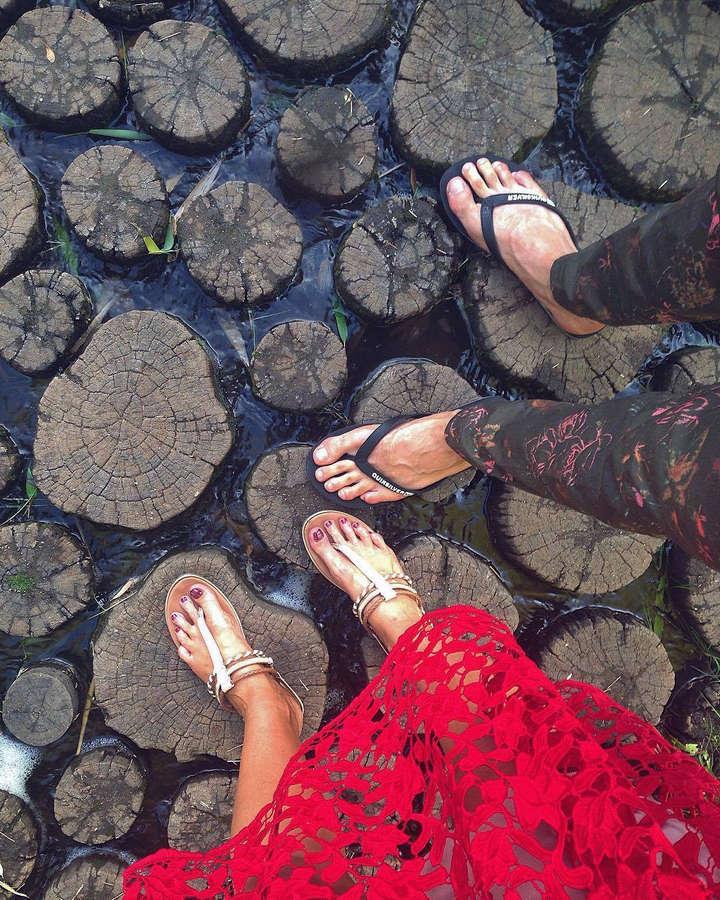 Nikol Trojanova Feet