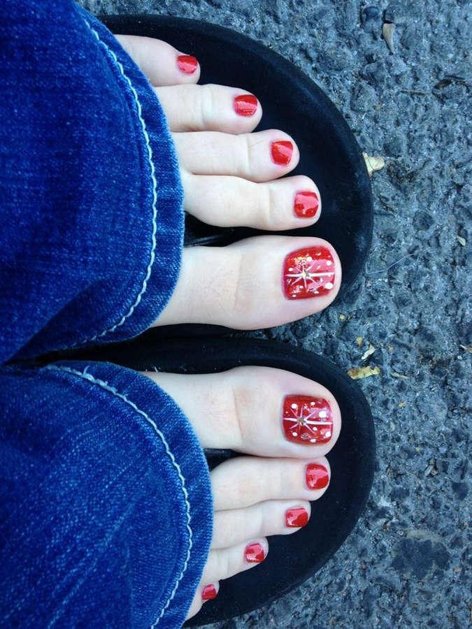 Missy Monroe Feet
