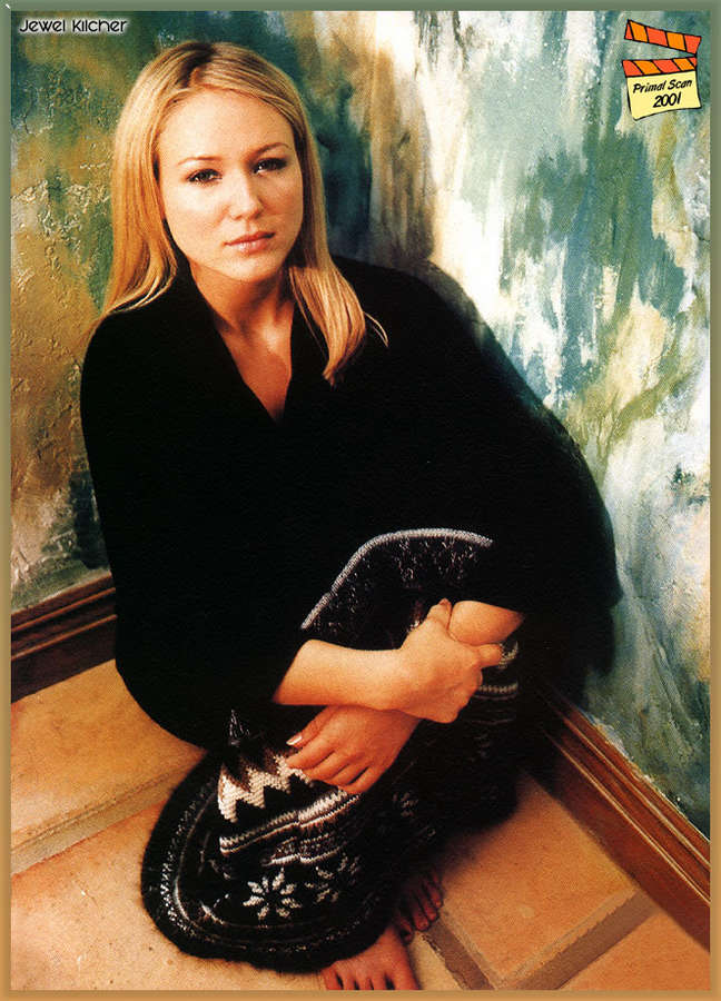 Jewel Kilcher Feet