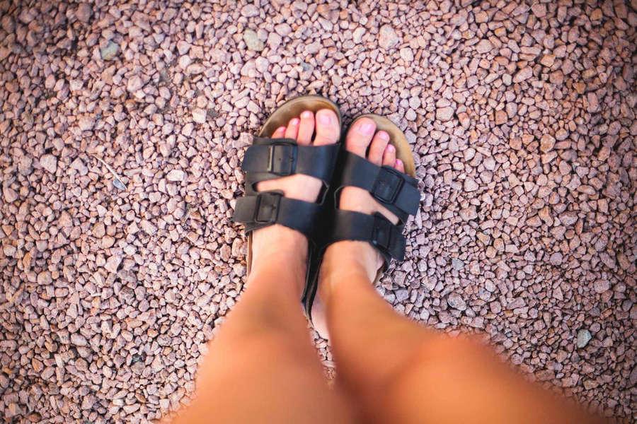 Anette Marie Antonsen Feet