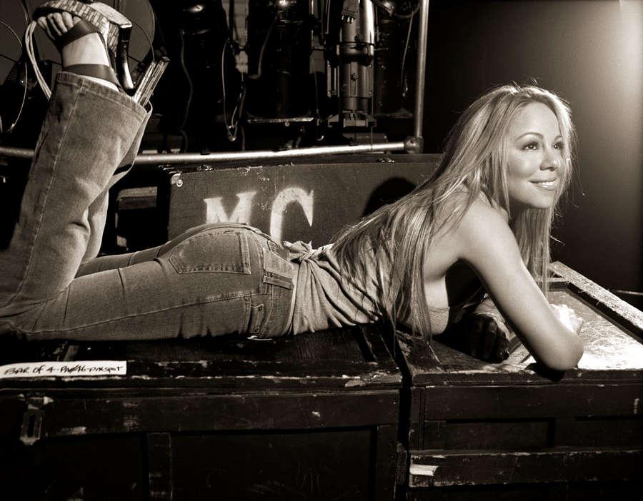 Mariah Carey Feet