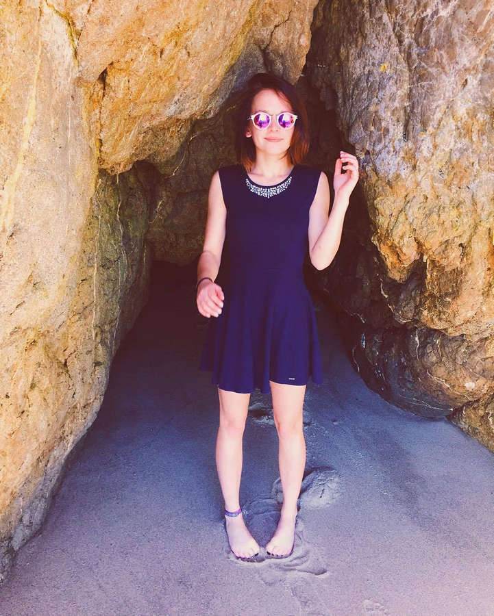 Alexis G Zall Feet