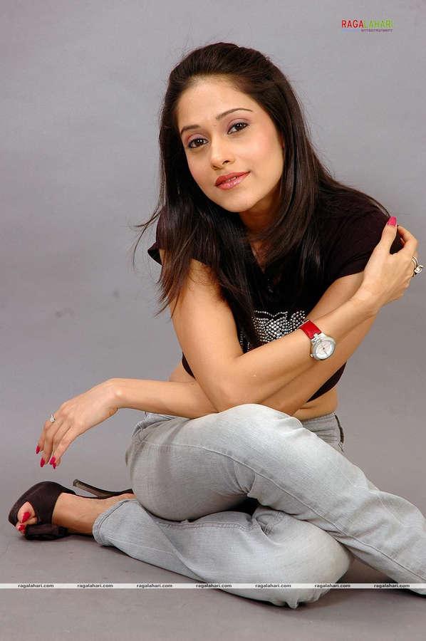 Nushrat Bharucha Feet