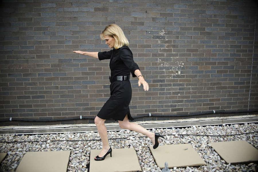 Martha Raddatz Feet