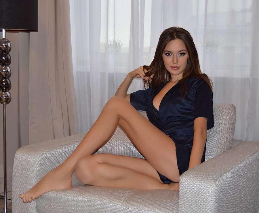 Anastasia Kostenko Feet